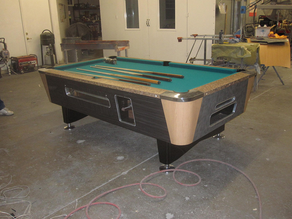 Zumasys Gets Game On Dk Billiards Pool Table Moving Amp Repair