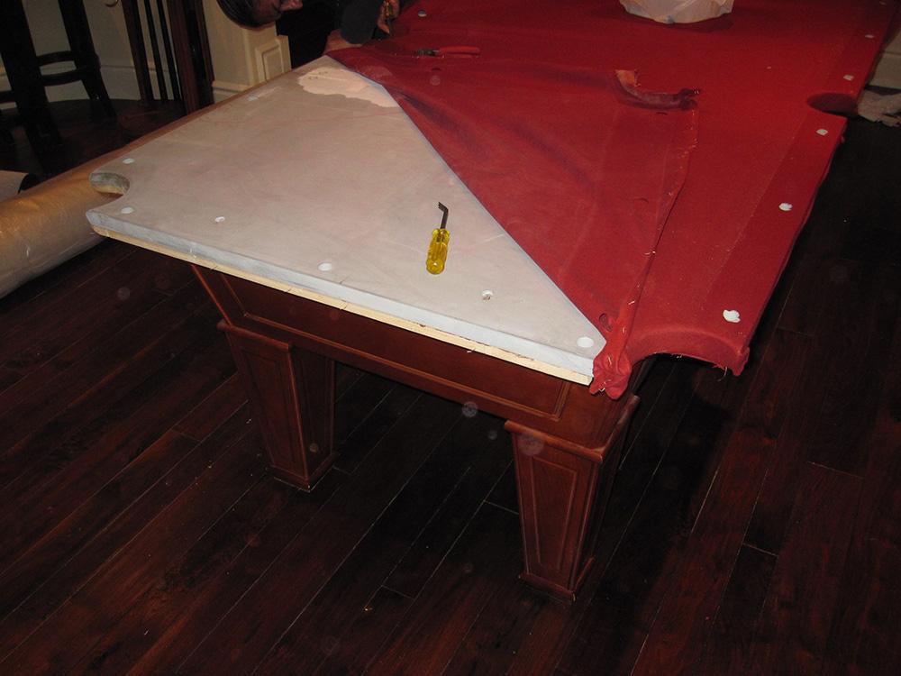 Shady Canyon Breakdown Pool Table Service Billiard Supply Orange - Pool table breakdown