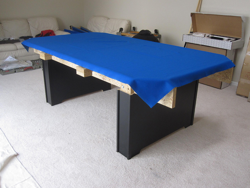 san juan renegade setup dk billiards pool table movers
