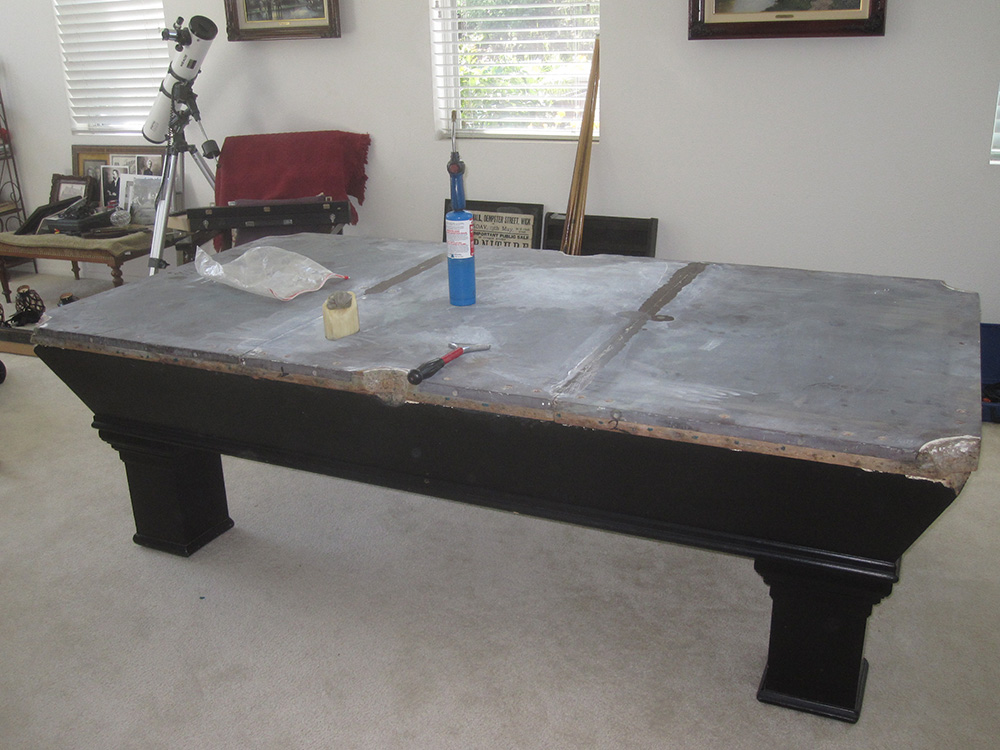 S Brunswick Install Pool Table Service Billiard Supply - How tall is a pool table