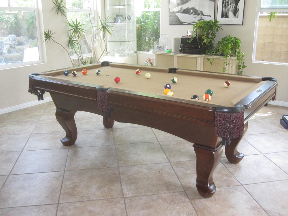 Blog Page Of Pool Table Service Billiard Supply Orange - 7 inch pool table