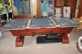 De Constructing An Arenskov Pool Table Pool Table