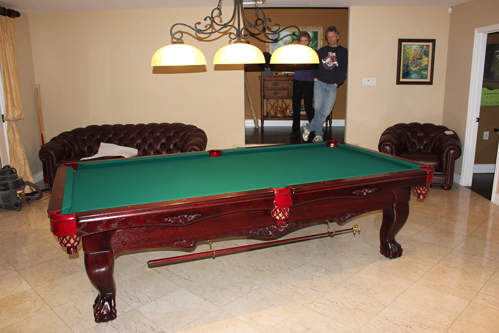 Taking Your Billiards Game To The Next Level