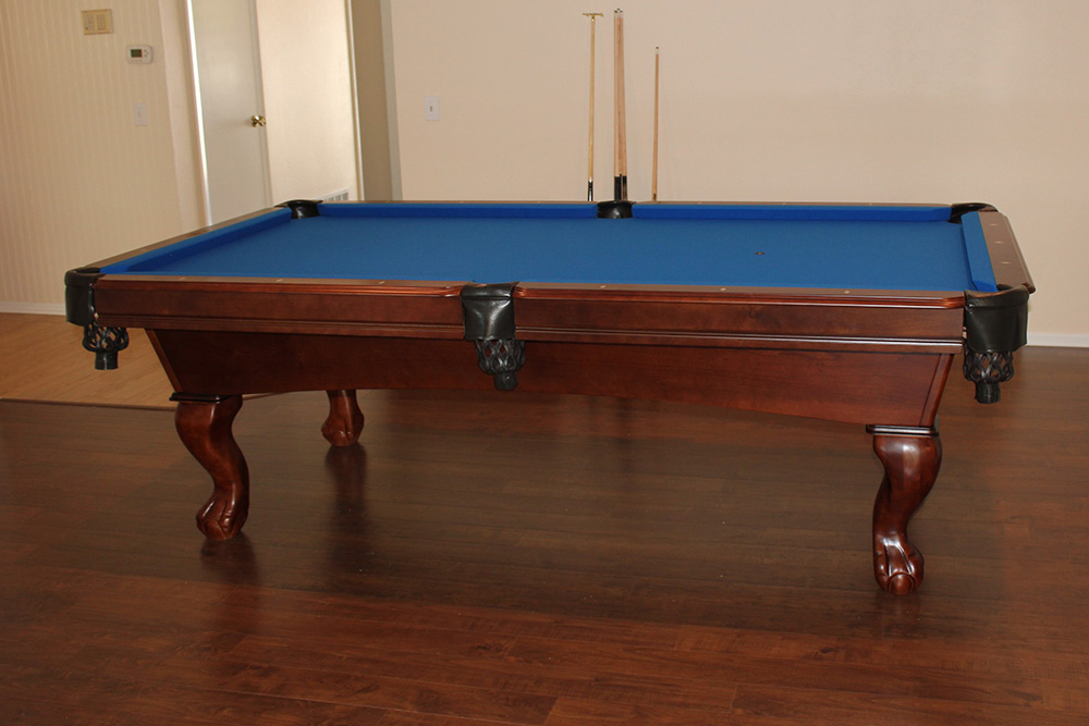 Whats In A Name CL Bailey Vs Brunswick Pool Table Service - Cl bailey pool table