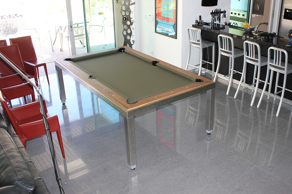 Maximize Your Space With Fusiontable Pool Table Service