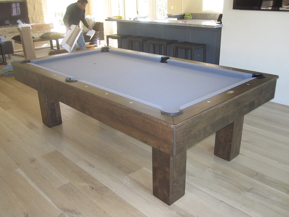 Pool Table Styles Galore Pool Table Service Billiard Supply - Connelly billiard table