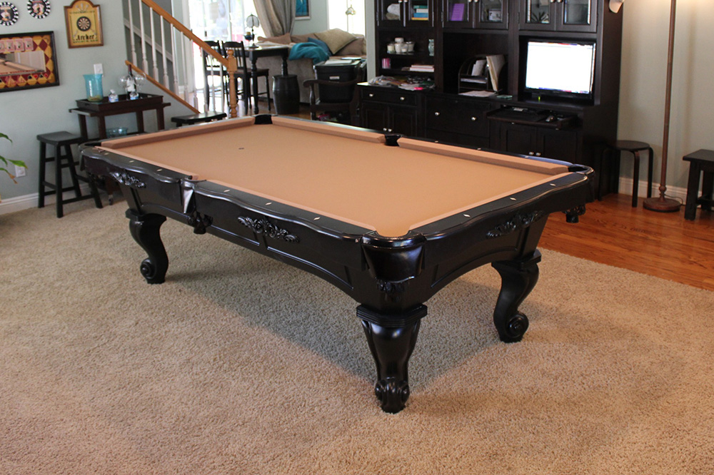 Was Your Pool Table Mechanic On The Level?