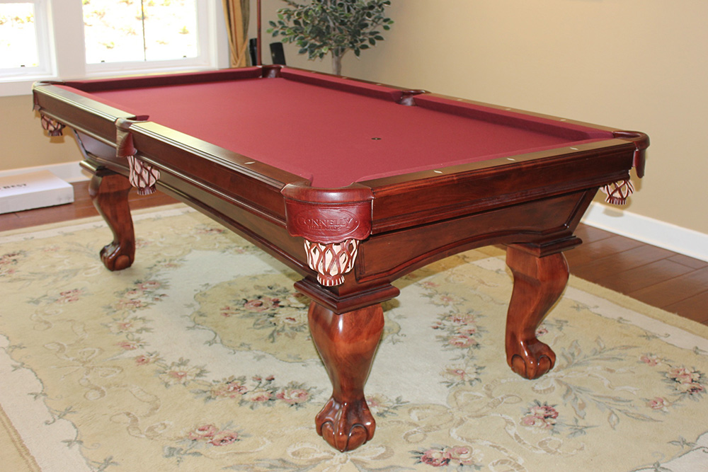 Connelly Pool Tables For Your Information Pool Table Delivery And Install Pool  Table Sizes