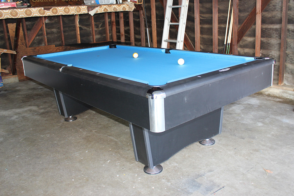 Bar size pool table archives pool table service billiard supply lowest price one inch slate pool tables here at dk billiards we pride ourselves on providing our clients with the highest quality and best installed pool watchthetrailerfo