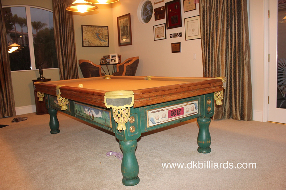 Refelting Archives Page Of Pool Table Service Billiard - Proline pool table