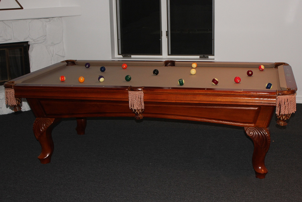Upstairs Archives Pool Table Service Billiard Supply Orange - Beach manufacturing pool table