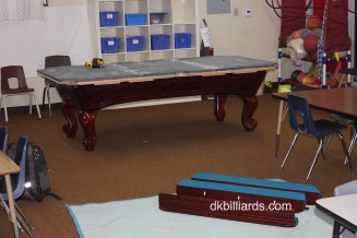 Donating Your Pool Table Pool Table Service Billiard Supply - Pool table movers denver