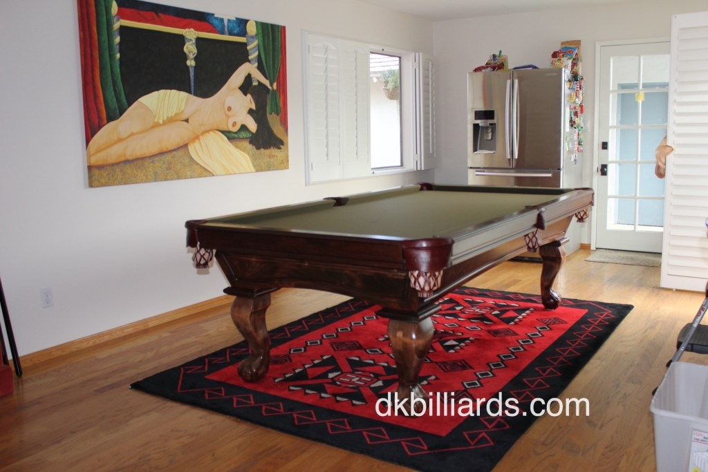 Cl Bailey Elayna Pool TableCl Bailey Pool Table The C L Bailey - Pool table movers orange county