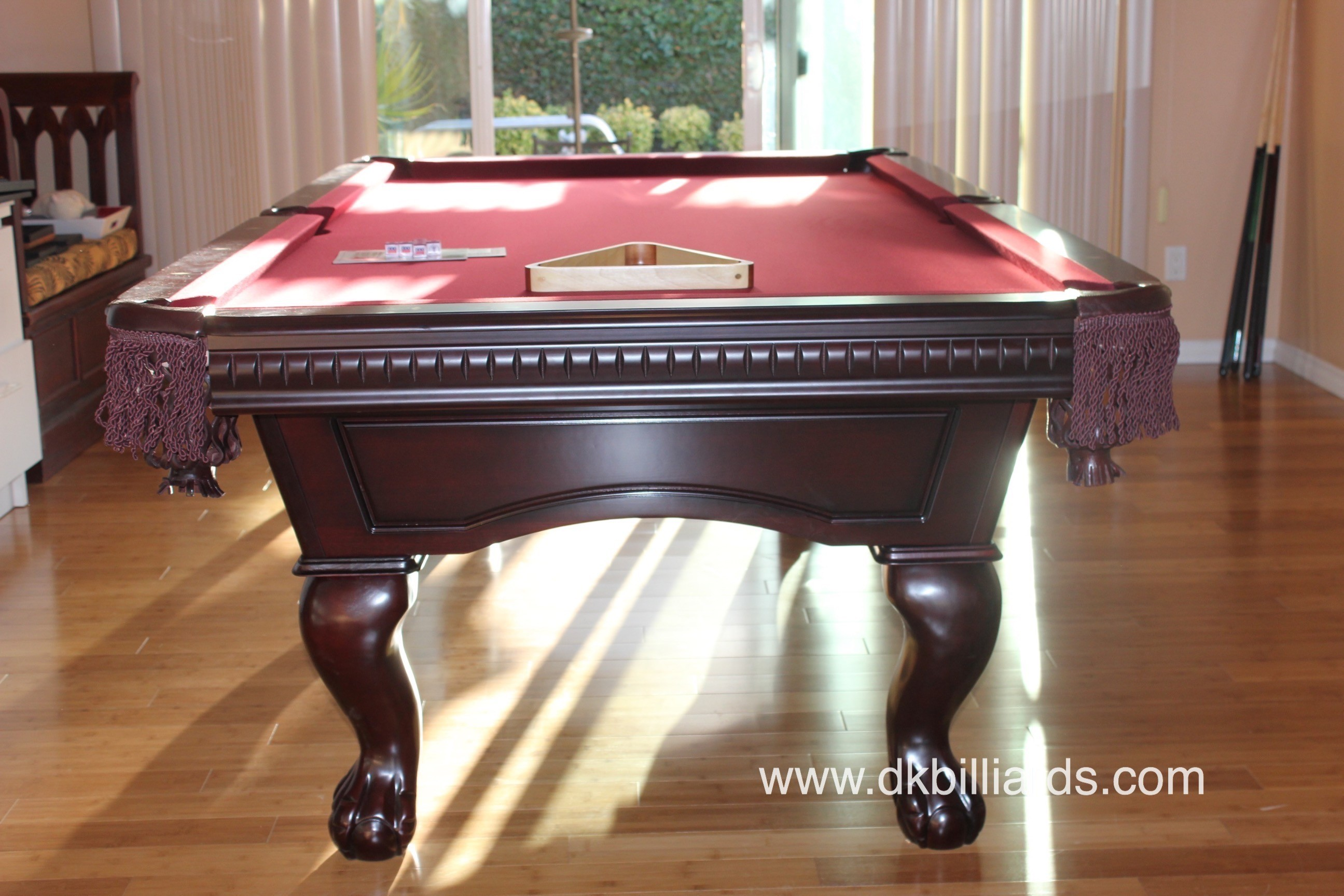 CL Bailey Pool Tables Archives Pool Table Service Billiard - Cl bailey pool table