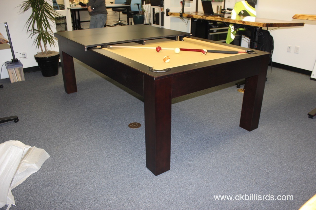Conference Table With A Billiards Secret Pool Table Service - Conference pool table