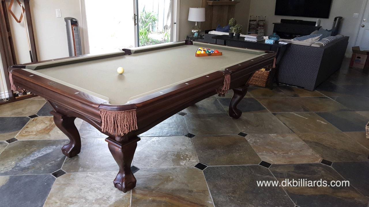 Blog Page Of Pool Table Service Billiard Supply Orange - Brunswick brentwood pool table