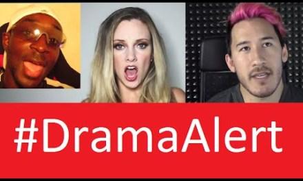 Nicole Arbour Flags Shawn Halpin Vids #DramaAlert Markiplier Returns!