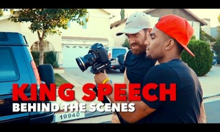 Futuristic – King Speech #OneTake (Behind The Scenes)