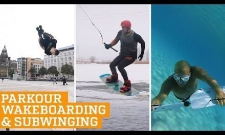 Top Three: Wakeboarding, Parkour Freerunning and Subwing | PEOPLE