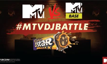 CADBURY 5STAR LAUNCH MTV DJ BATTLE