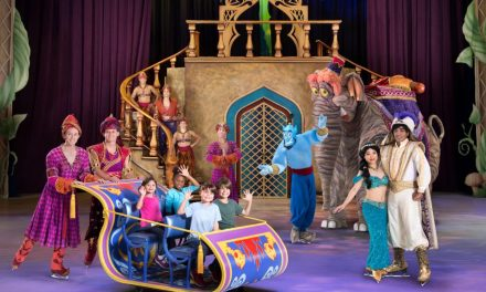 WIN DISNEY ON ICE EXPERIENCE OF A LIFETIME 2017