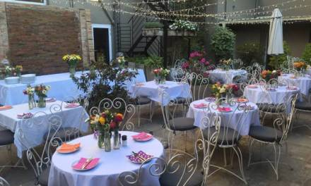 Mother's Day at Arbour Cafe