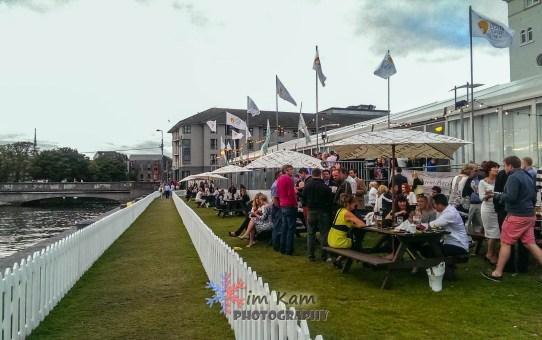 [愛爾蘭] Galway:「蠔」得起的Oyster Festival