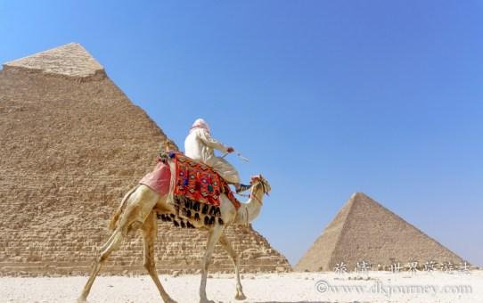 [埃及] 開羅金字塔:空墳墓