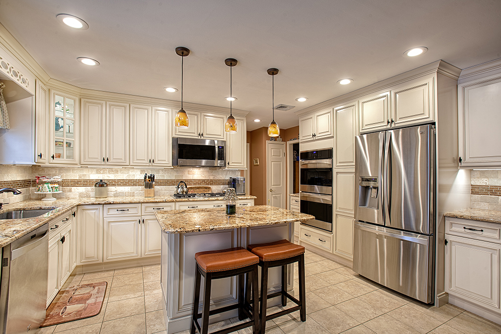 Image Result For White Kitchen Cabinets