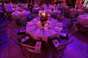 A view of the 11th Annual DKMS #WithBigLove Gala