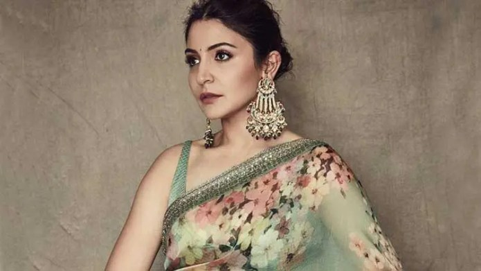 Image result for Anushka Sharma becomes the only Bollywood actor to be featured in Fortune India's list of most powerful women