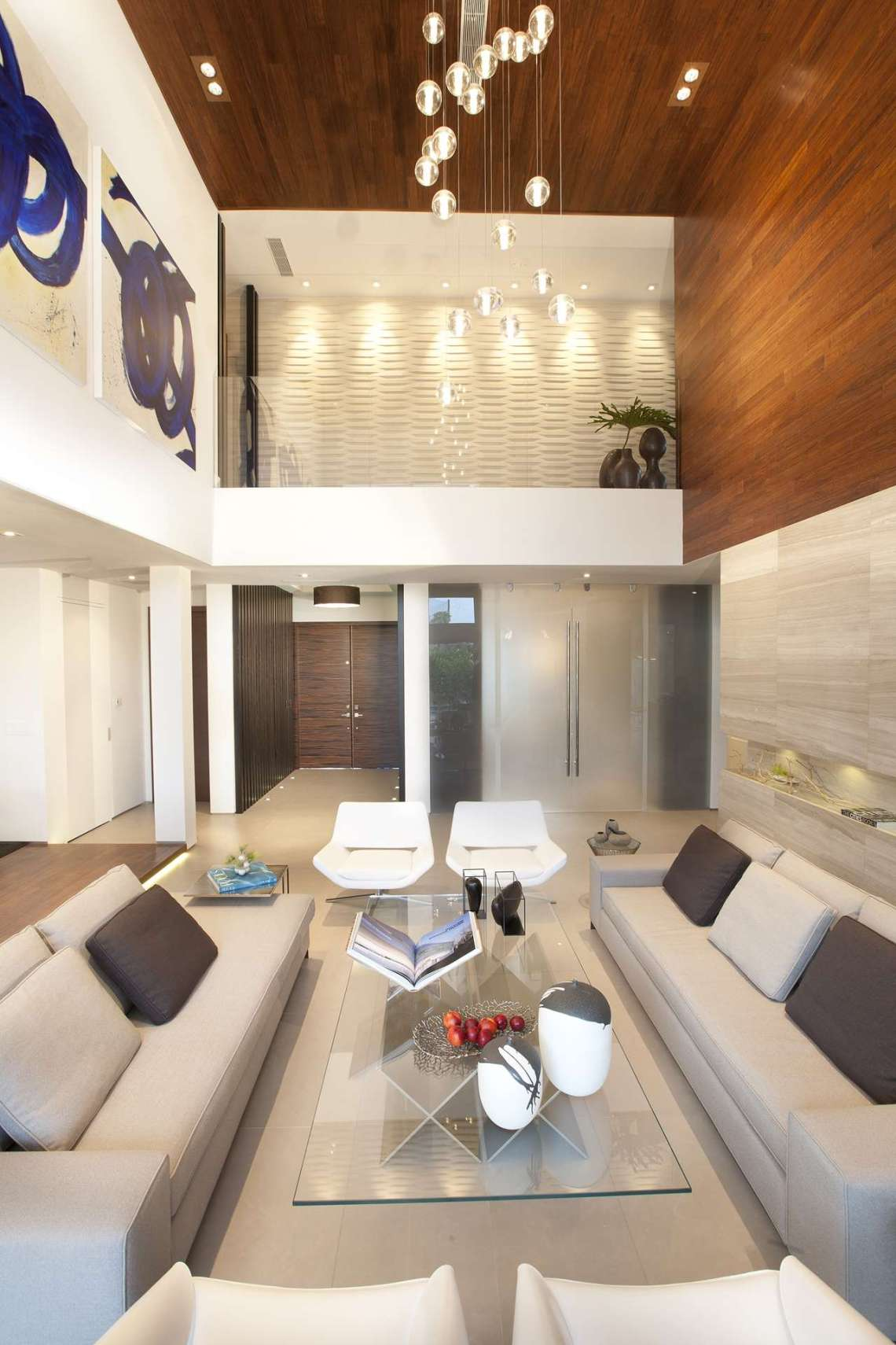 Modern Home - Residential Interior Design by DKOR Interiors