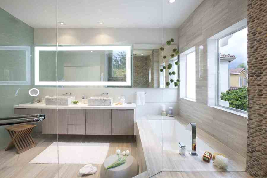 bathrooms featured on houzz by dkor