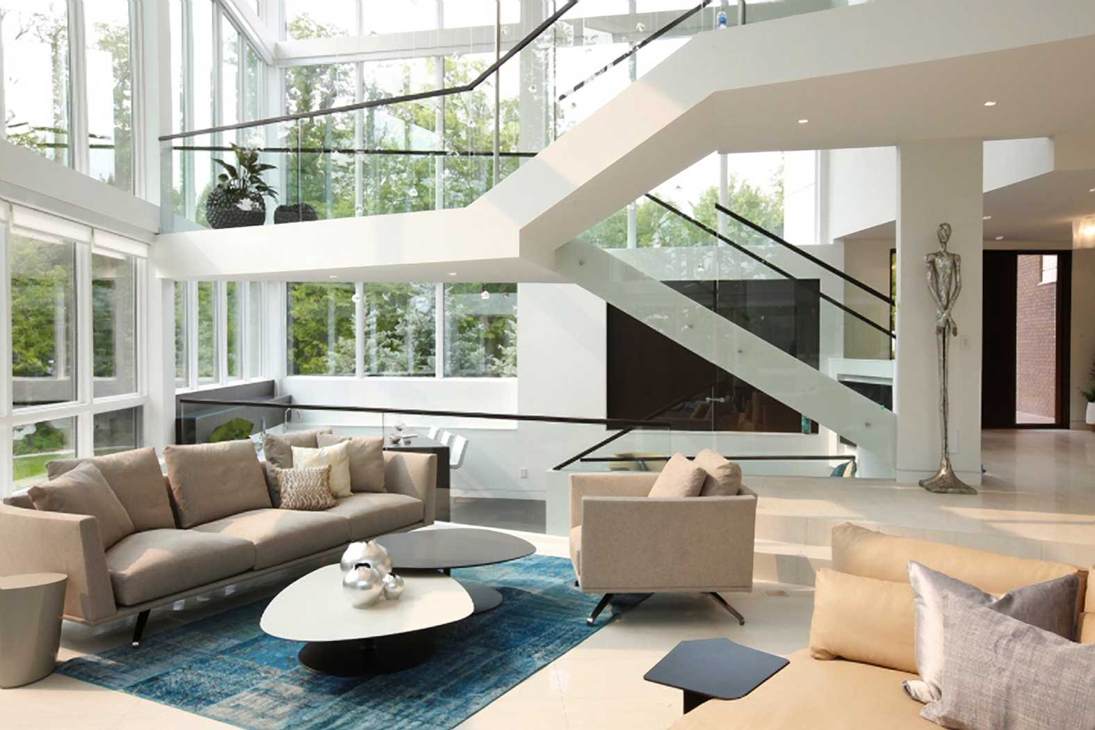Modern House Design - Edge of Modernism - DKOR Interiors on Interior:ybeqvfpgwcq= Modern House  id=30297