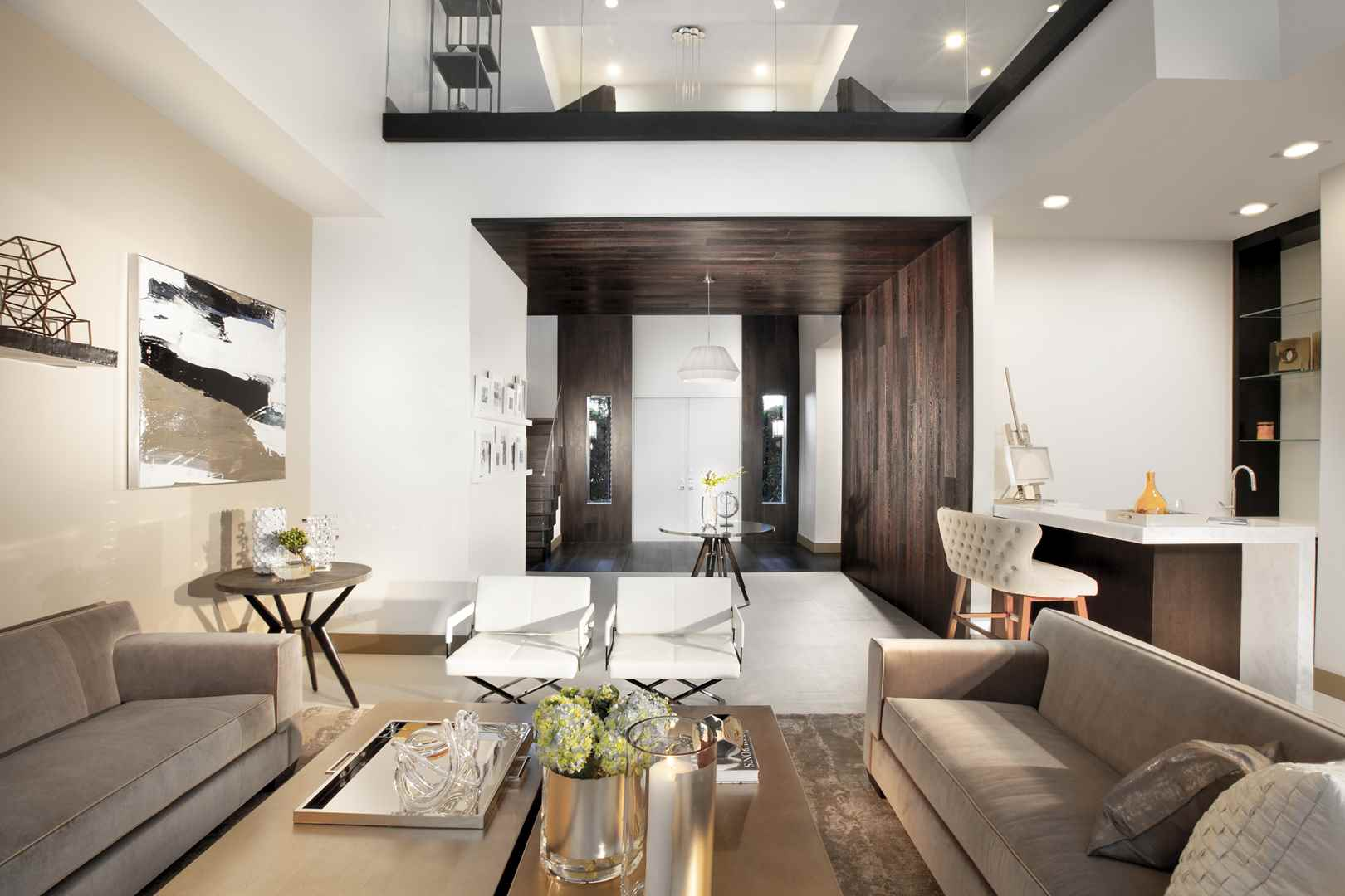 Home Renovation Contemporary Comfort By Dkor Interiors