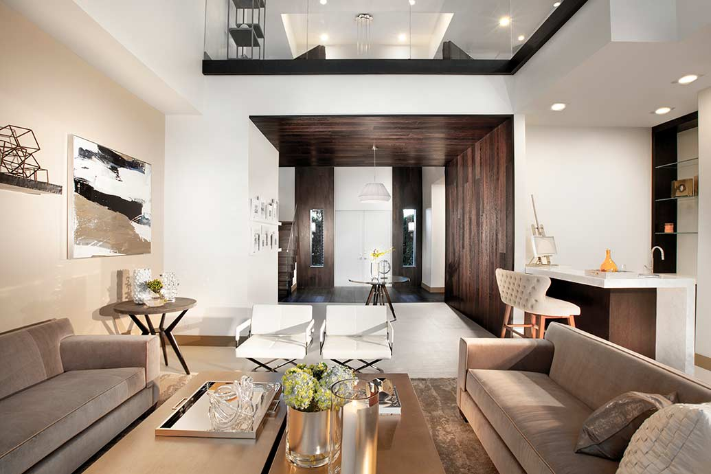 DKOR Interiors is one of the Top 50 Interior Designers by ... on House Interior Ideas  id=17541