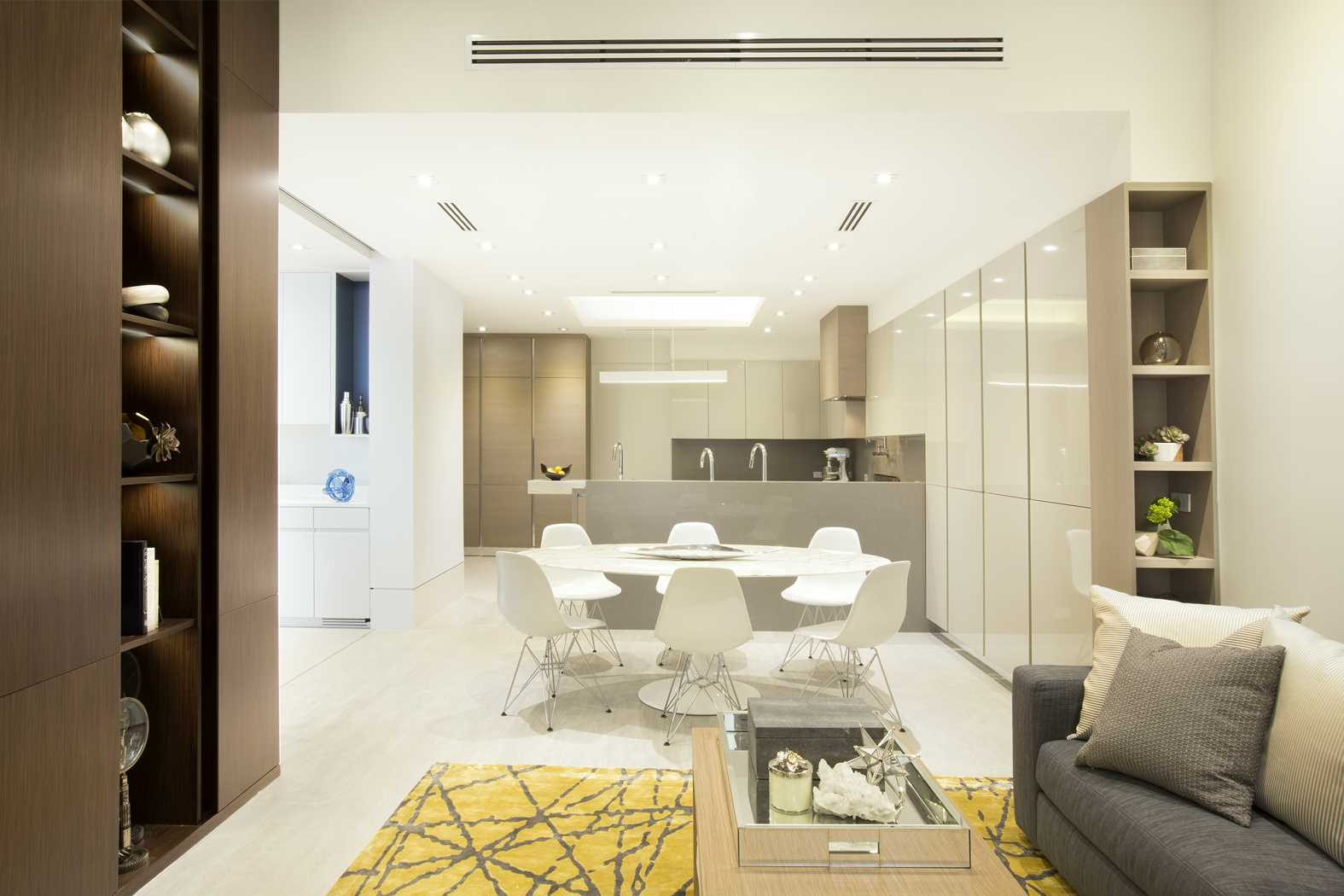 Contemporary Home Renovation by DKOR Interiors on Interior:ybeqvfpgwcq= Modern House  id=95000