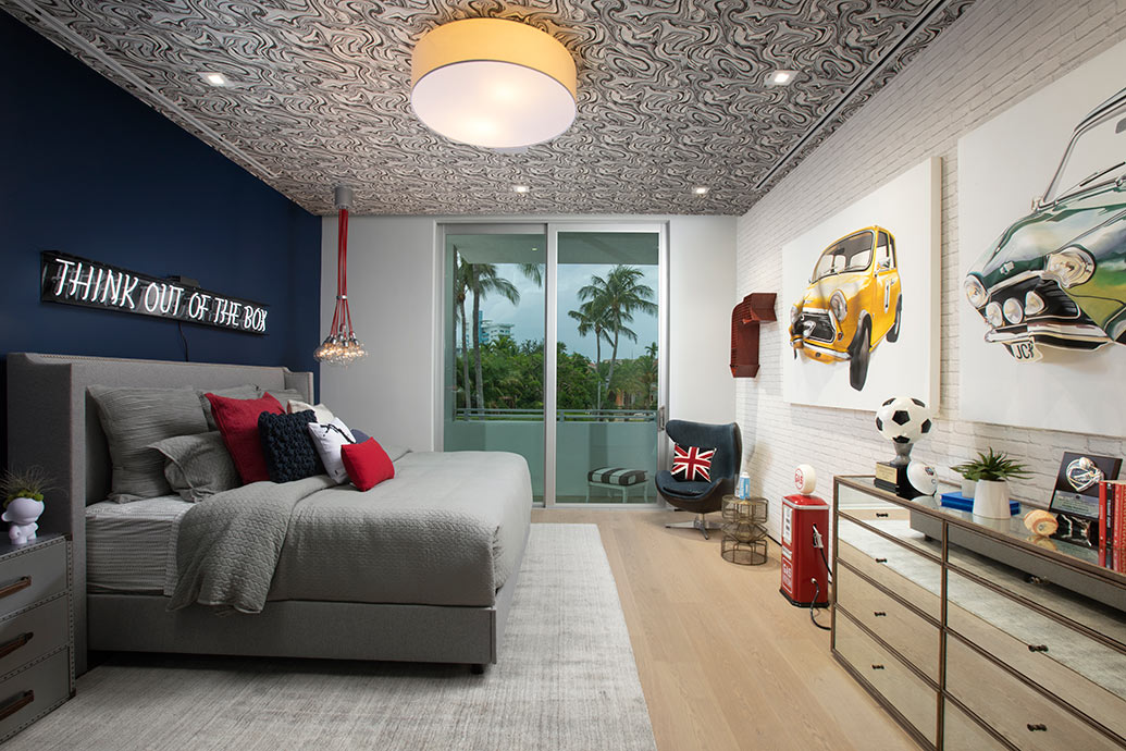 Fun Room Ideas: Modern and Mature Boy's Bedroom Design on Bedroom Ideas For Guys  id=67122