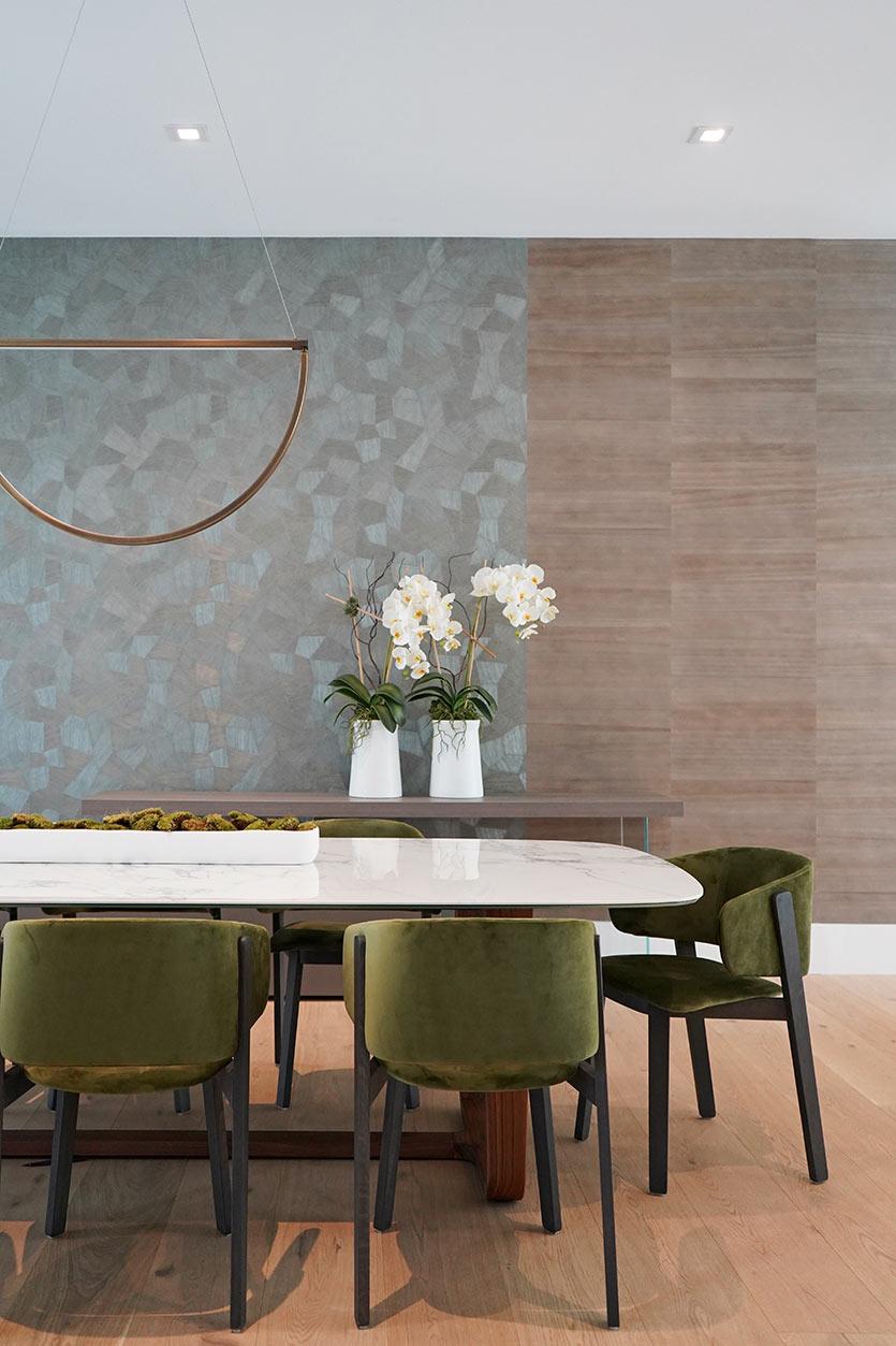 Modern Dining Room Lighting Alexallen Studio Pendant Fixture