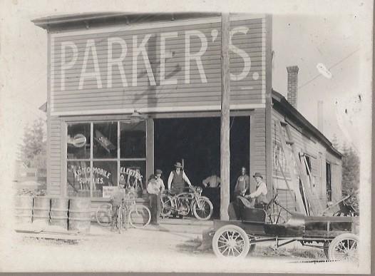 Parker Garage 1911