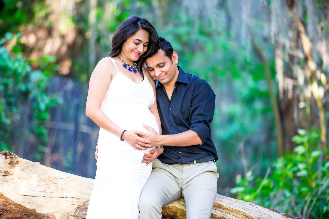 Maternity Photography Alpine Grove Park Jacksonville Florida