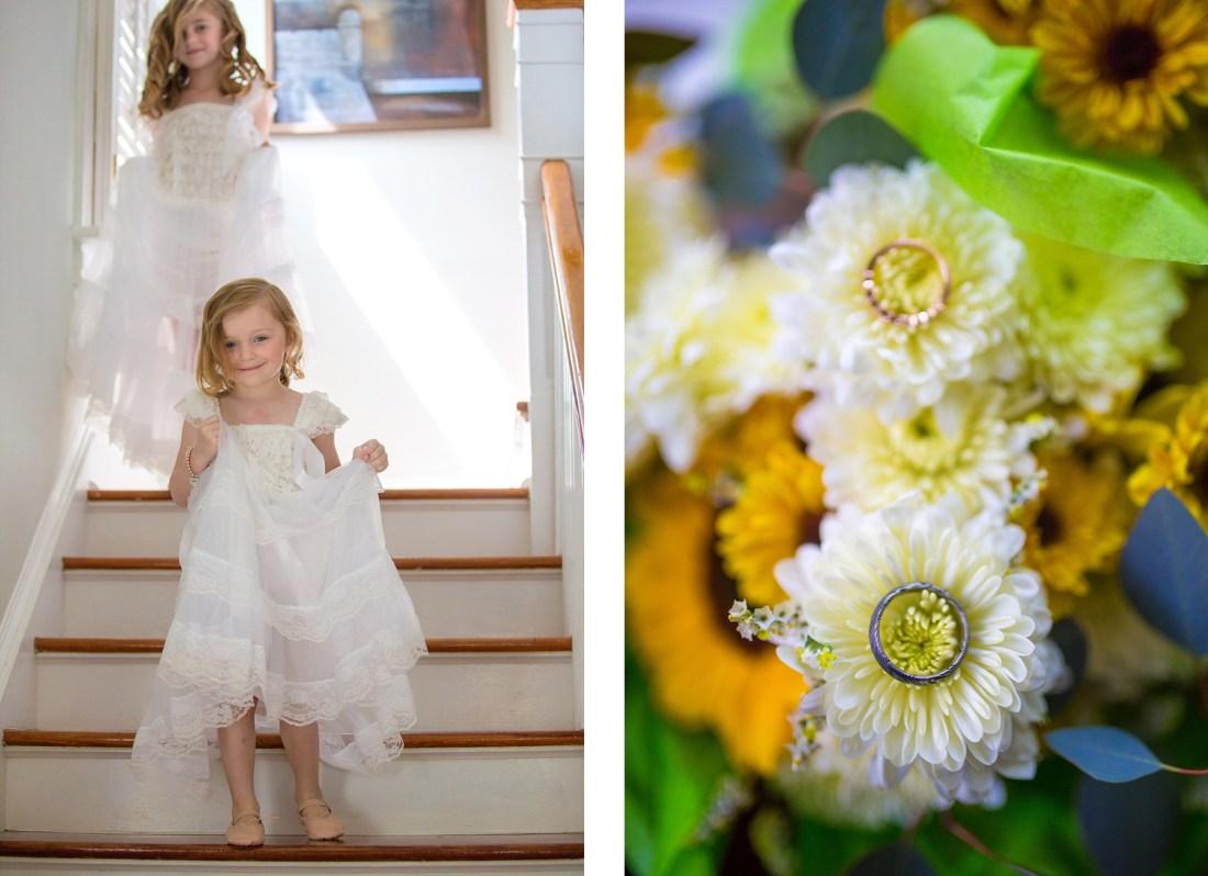 Contemporary Wedding Photographer White Room St.Augustine