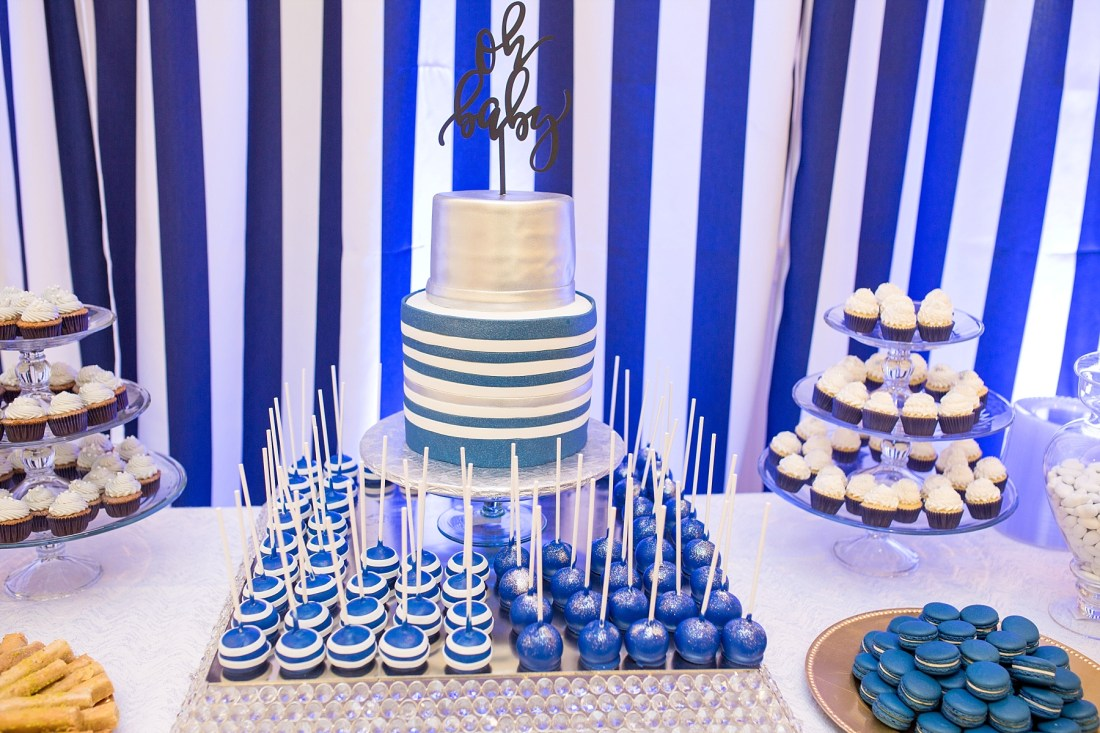 Nautical Theme Baby Shower