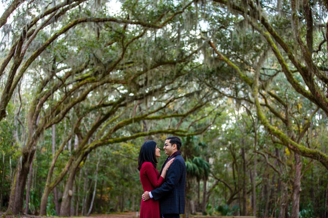 Wormsloe Plantation Historic Savannah Georgia Engagement Session Savannah GA Wedding Photographer