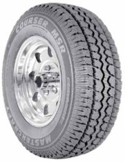 This MasterCraft Course MSR is another great snow tire