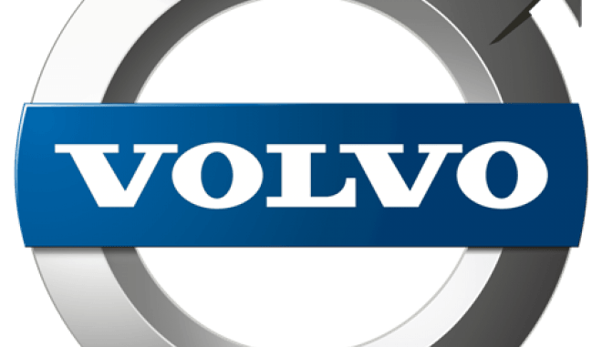 Logo for the Volvo Corporation