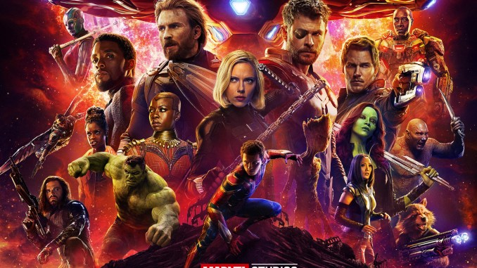 Win a digital copy of Avengers Infinity War
