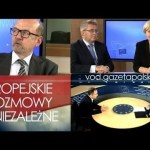 Europejska Rozmowa Niezależna – Fotyga, Legutko, Czarnecki