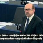 Ryszard Legutko: UE niewiele może wobec Rosji