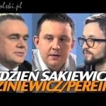 Tydzień Sakiewicza – Liziniewicz, Pereira